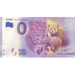Euro banknote memory - 14 - Parc zoologique de Lisieux - 2020-5
