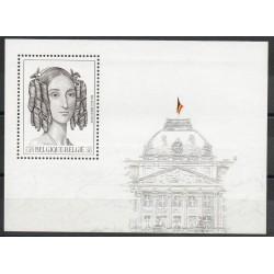 Belgique - 2001- No BF 84 - Royauté