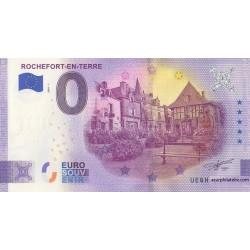 Euro banknote memory - 56 - Rochefort-en-Terre - 2020-1 - Anniversary
