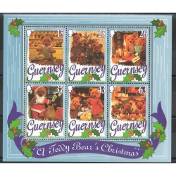 Guernsey - 1997- Nb BF 38 - Christmas