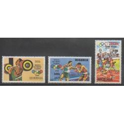 Nigeria - 1988 - Nb 530/532 - Summer Olympics