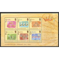 Guernsey - 2004- Nb BF 54 - Royalty