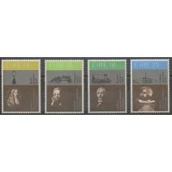 Irlande - 1981 - No 436/439 - Sciences et Techniques
