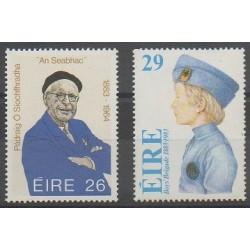 Ireland - 1983 - Nb 502/503