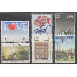 Ireland - 1985 - Nb 556/561