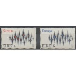 Ireland - 1972 - Nb 278/279 - Europa