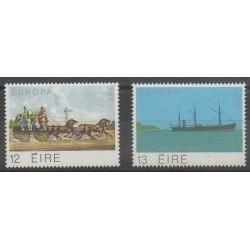 Ireland - 1979 - Nb 415/416 - Postal Service - Europa