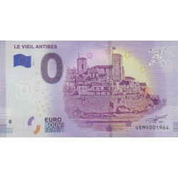 Euro banknote memory - 06 - Le Vieil Antibes - 2019-5 - Nb 1964