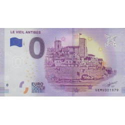 Euro banknote memory - 06 - Le Vieil Antibes - 2019-5 - Nb 1979
