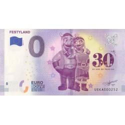 Billet souvenir - 14 - Festyland - 2019-3 - No 252