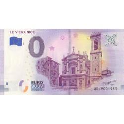 Euro banknote memory - 06 - Le Vieux Nice - 2018-1 - Nb 1953