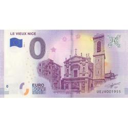 Billet souvenir - 06 - Le Vieux Nice - 2018-1 - No 1955