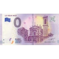 Billet souvenir - 06 - Le Vieux Nice - 2018-1 - No 1951