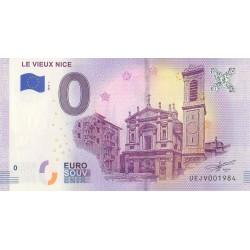 Billet souvenir - 06 - Le Vieux Nice - 2018-1 - No 1984