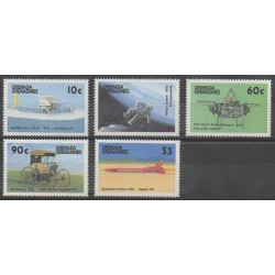 Grenadines - 1987 - Nb 748/752 - Transport