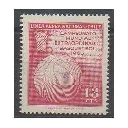 Chili - 1966 - No PA230 - Sports divers