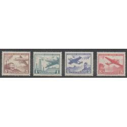 Chile - 1960 - Nb PA203/PA204B - Planes