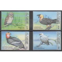 Saint-Vincent - 2001 - No 4151/4154 - Oiseaux