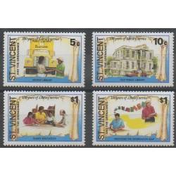 Saint-Vincent - 1993 - No 1996/1999 - Littérature