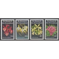 Saint-Vincent - 1994 - No 2084/2087 - Orchidées