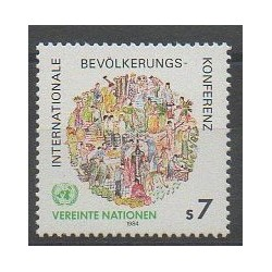 United Nations (UN - Vienna) - 1984 - Nb 38