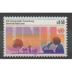 Nations Unies (ONU - Vienne) - 1985 - No 48