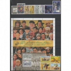 United Nations (UN - Vienna) - Complete Year - 1995 - Nb 198/221 - BF6