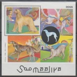 Somalie - 2003 - No BF97 - Chiens