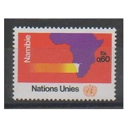 United Nations (UN - Geneva) - 1973 - Nb 33