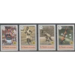 Saint-Vincent - 1994 - No 2195/2198 - Jeux Olympiques