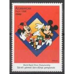 Azerbaïdjan - 1998- No 374 - Walt Disney