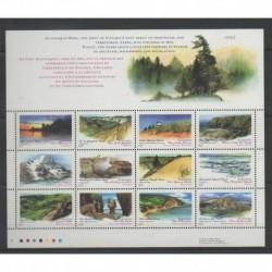 Canada - 1993 - Nb 1316/1327 - Sights