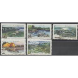 Canada - 1994 - No 1359/1363 - Sites