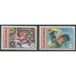 Grenadines - 1994 - Nb 1590/1591 - Summer Olympics