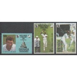 Grenadines - 1994 - Nb 1670/1672 - Various sports