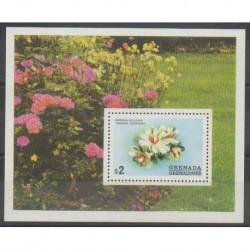 Grenadines - 1975 - Nb BF6 - Flowers
