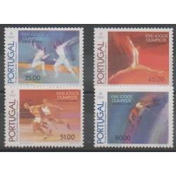 Portugal - 1984 - Nb 1614/1617 - Summer Olympics