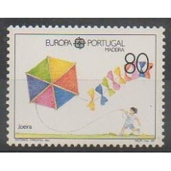 Portugal (Madeira) - 1989 - Nb 131 - Childhood - Europa