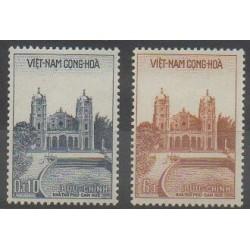 Vietnam du sud - 1958 - No 102/103