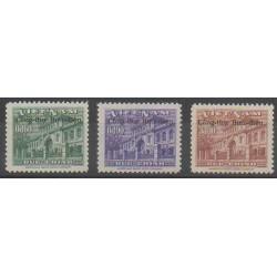 Vietnam du sud - 1956 - No 53/55 - Service postal