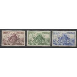 Vietnam du sud - 1955 - No 29/31