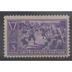 États-Unis - 1939 - No 407 - Sports divers