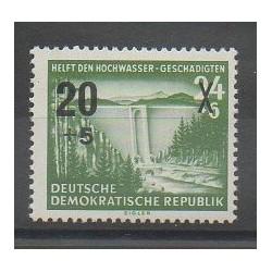 East Germany (GDR) - 1955 - Nb 184