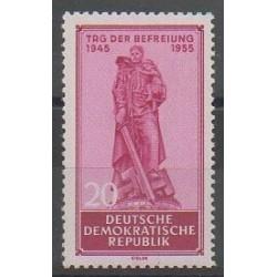 East Germany (GDR) - 1955 - Nb 197