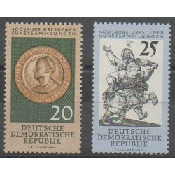 East Germany (GDR) - 1960 - Nb 506/507 - Art