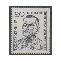 Allemagne orientale (RDA) - 1956 - No 259 - Littérature