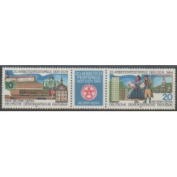 East Germany (GDR) - 1984 - Nb 2513A