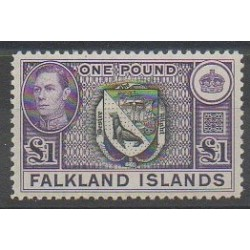 Falkland - 1937 - Nb 89 - Coats of arms