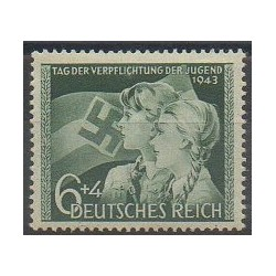 Germany - 1943 - Nb 760