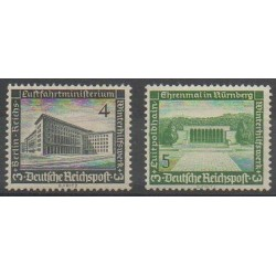 Germany - 1936 - Nb 583/584